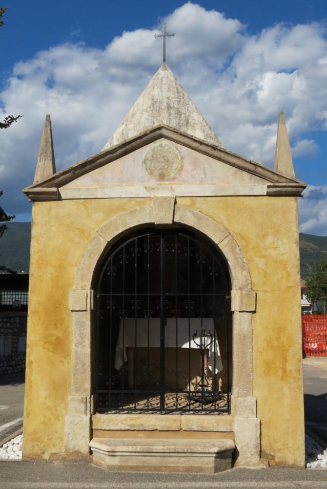Capitello Madonna del Carmine