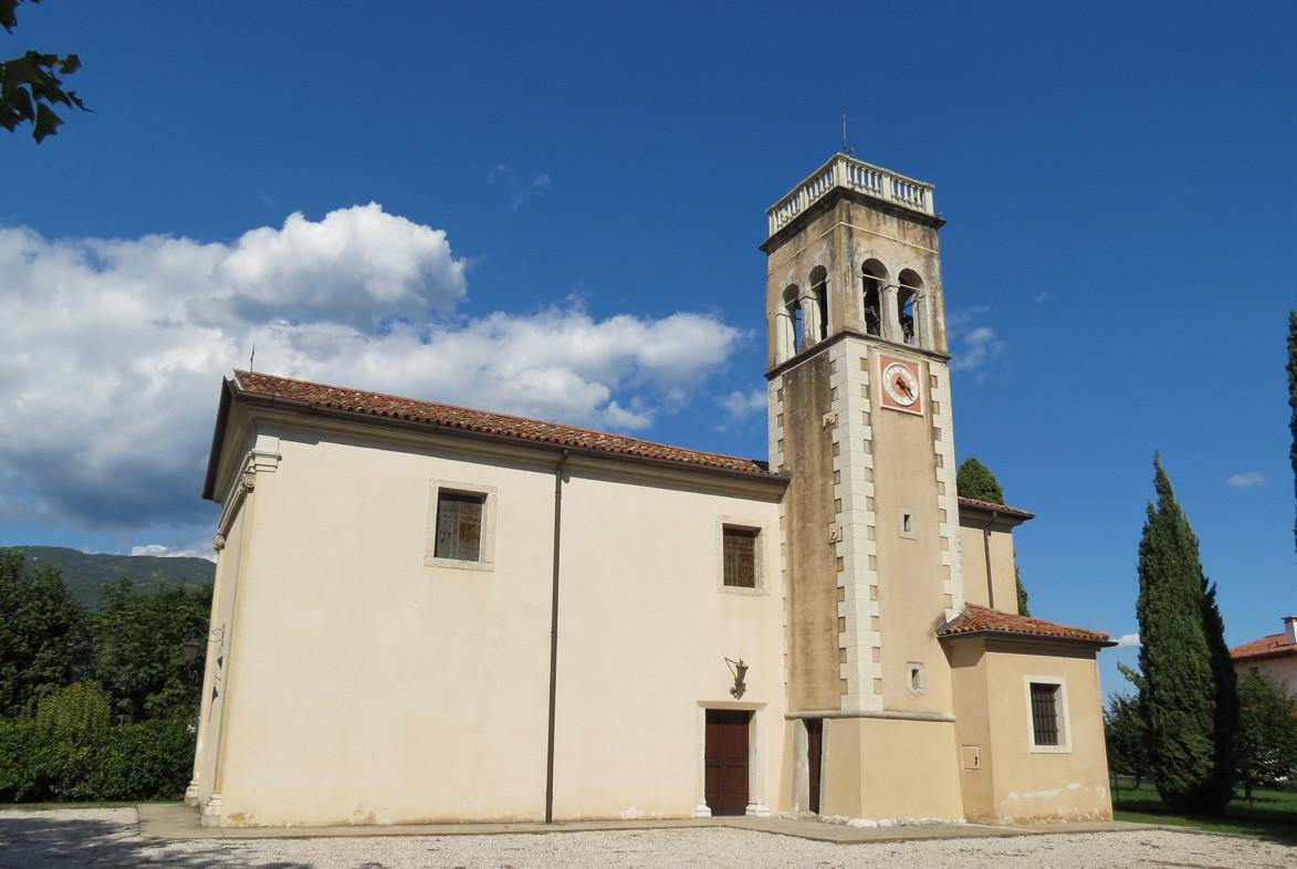 Chiesa S Zenone Silvella